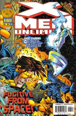 X-Men Unlimited Vol 1 (1993-2003) (Comic-Book) #13