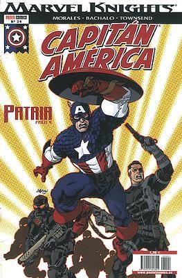 Capitán América vol. 5 (2003-2005) #24