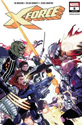 X-Force Vol. 5 (2018- ) (Comic Book) #8