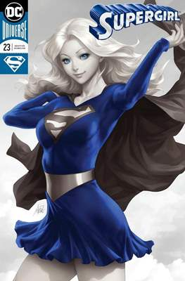 Supergirl Vol. 7 (2016-) #23