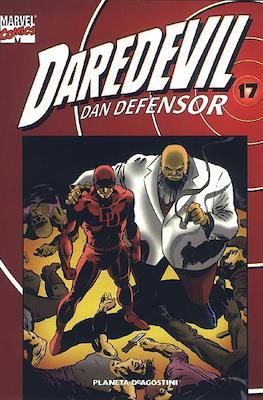 Coleccionable Daredevil / Dan Defensor (Rústica 80 pp) #17
