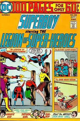 Superboy Vol.1 (1949-1977) #205