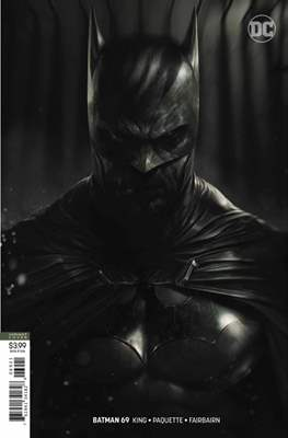 Batman Vol. 3 (2016- Variant Cover) (Comic Book) #69
