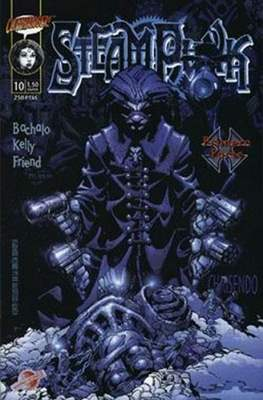 Steampunk (2001-2002) (Grapa 24-32 pp) #10