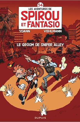 Les aventures de Spirou et Fantasio #54