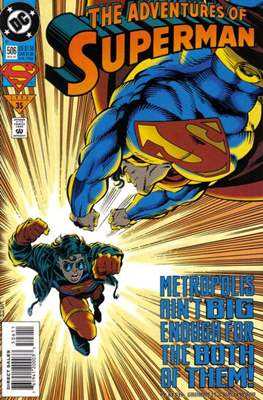Superman Vol. 1 / Adventures of Superman Vol. 1 (1939-2011) (Comic Book) #506