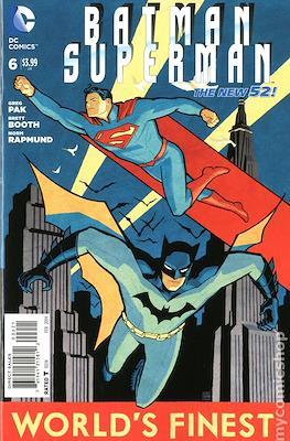 Batman / Superman (2013-2016 Variant Cover) #6