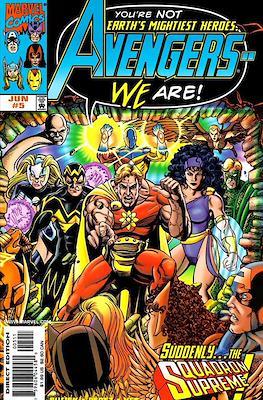 The Avengers Vol. 3 (1998-2004) (Comic-Book) #5