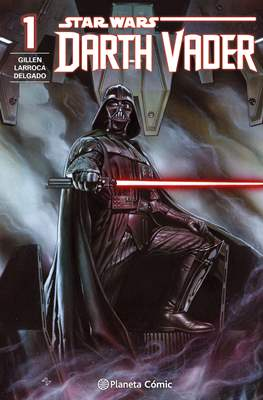 Star Wars: Darth Vader (Cartoné 160 pp) #1