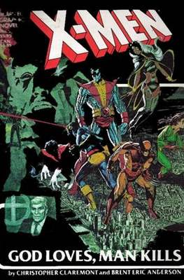 Marvel Graphic Novel #5
