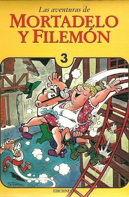 Las aventuras de Mortadelo y Filemón (Cartoné) #3