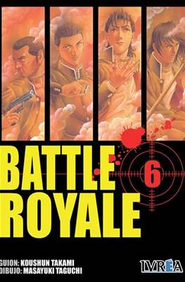 Battle Royale (Rústica) #6