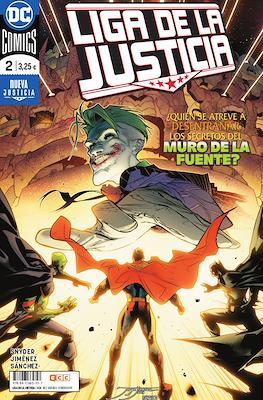 Liga de la Justicia. Nuevo Universo DC / Renacimiento #80/2