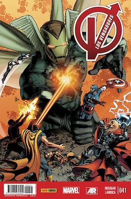 Los Vengadores Vol. 4 (2011-) (Grapa) #41