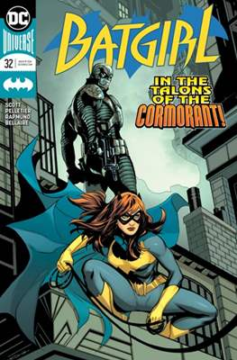 Batgirl Vol. 5 (2016-) (Comic Book) #32