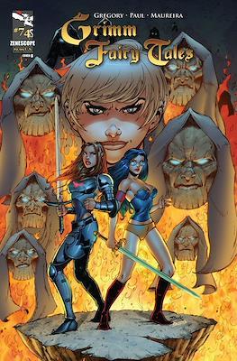 Grimm Fairy Tales (Comic Book) #74