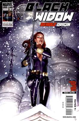 Black Widow: Deadly Origin (Comic Book) #2