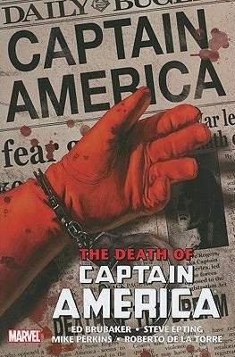 Captain America by Ed Brubaker (Hardcover 720 pp) #2