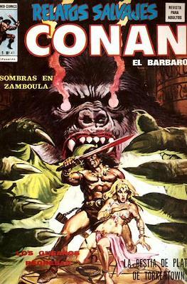 Relatos salvajes V.1 (Grapa, 84 páginas (1974)) #41