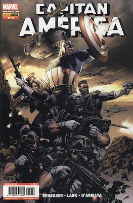 Capitán América Vol. 7 (2005-2011) (Grapa) #9