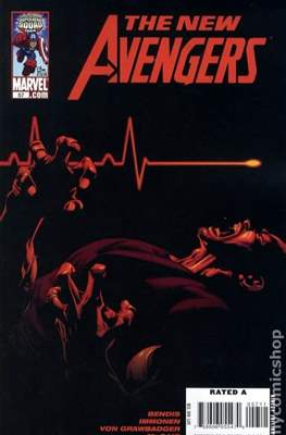 The New Avengers Vol. 1 (2005-2010) (Comic-Book) #57