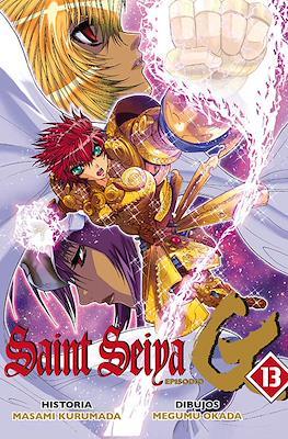 Saint Seiya - Episodio G (Rústica con sobrecubierta) #13