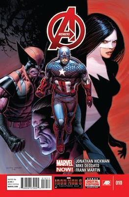 The Avengers Vol. 5 (2013-2015) (Digital) #10