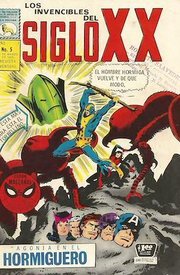Los Invencibles del Siglo XX #5