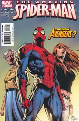 The Amazing Spider-Man Vol. 2 (1999-2014) (Comic-Book) #519