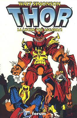 Thor: La lucha por Asgard (1999) (Rústica con solapas. 19x27. 144/192 páginas. Color.) #2