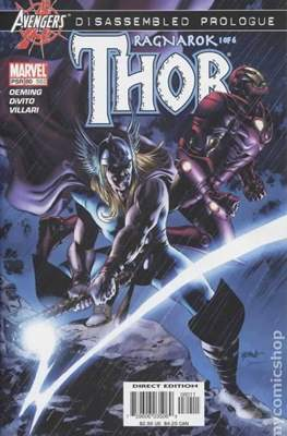 Thor Vol. 2 (1998-2004) (Comic-Book) #80