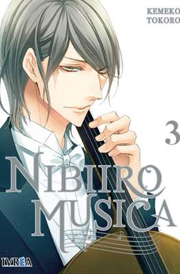 Nibiiro Musica (Rústica) #3