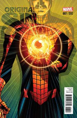 Original Sin (Variant Covers) (Comic Book) #7