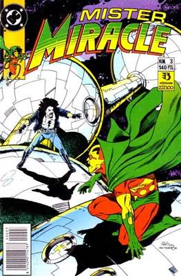 Mister Miracle (1990-1991) #3