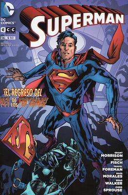 Superman: Nuevo Universo DC (grapa) #14
