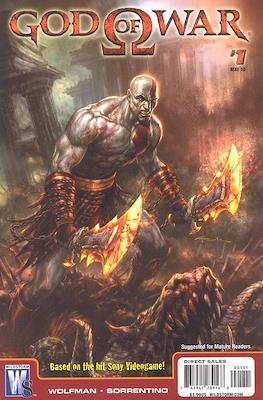 God of War Vol.1