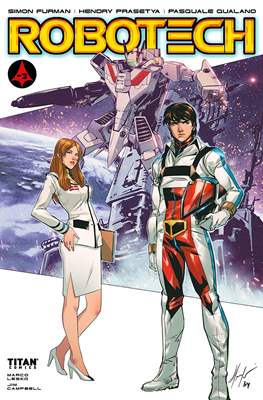 Robotech (Comic Book) #18
