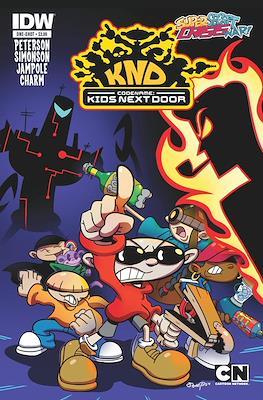 Super Secret Crisis War! KND. Codename: Kids Next Door