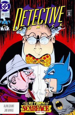 Detective Comics Vol. 1 (1937-2011; 2016-) (Comic Book) #642
