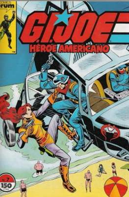 Comando G.I.Joe (Grapa. 19x27. 32 páginas. Color.) #7