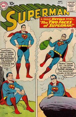 Superman Vol. 1 / Adventures of Superman Vol. 1 (1939-2011) (Comic Book) #137