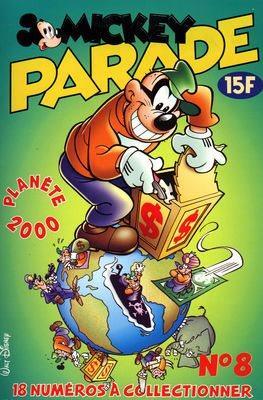 Mickey Parade Géant (Broché 308 pp) #243