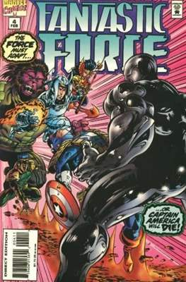 Fantastic Force Vol. 1 (1994-1996) #4