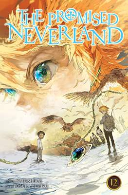 The Promised Neverland (Softcover) #12