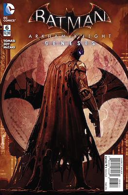 Batman: Arkham Knight Genesis (Comic-Book) #6