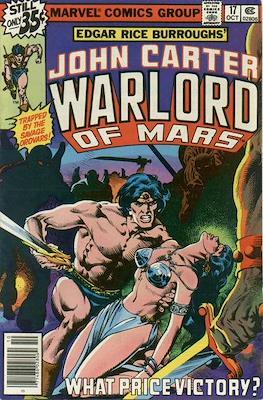 John Carter Warlord of Mars Vol 1 (Comic-book.) #17