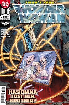 Wonder Woman Vol. 5 (2016-) (Comic book) #40
