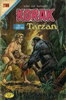 Korak, el hijo de Tarzán (Grapa 36 pp) #23