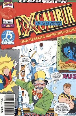 Excalibur Vol. 2 (1996-1999) (Grapa 24 pp) #25