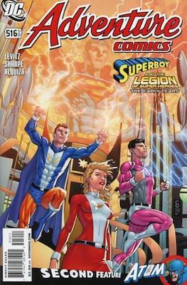 New Comics / New Adventure Comics / Adventure Comics (1935-1983; 2009-2011) (Saddle-Stitched) #516